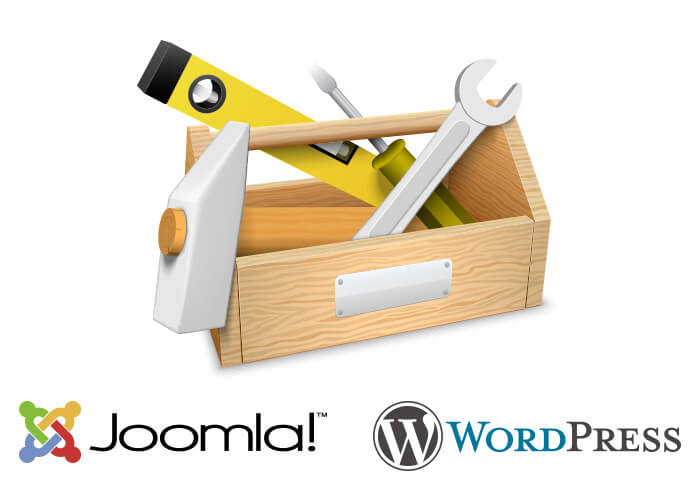 Our Wordpress and Joomla CMS Toolkit